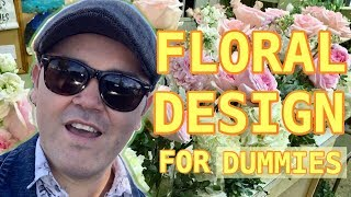 Flower Arranging Tutorial For Beginners / Easy Floral Arranging Hacks ( Astras Place )