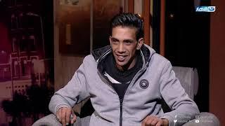 حلقة نارية بين حلمي بكر ومجدي شطة ومطالبة حلمي بكر  بالاتصال بالشرطة لمجدي شطة وحمو بيكا !!!!