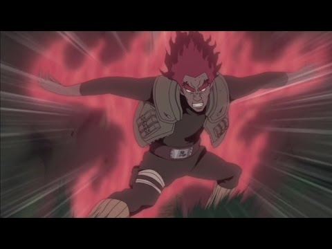 HYPE! Naruto Shippuden Episode 419 Review - Guy Opens The Death Gate! 8th Gate GOD MODE!