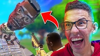 OS BUGS MALUCOS de FORTNITE, É INACREDITÁVEL