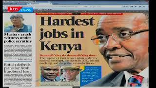 Hardest jobs in Kenya, Press Review