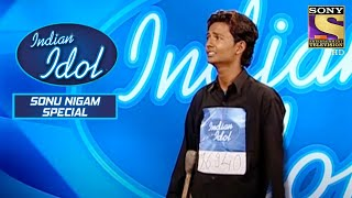 "Contestant ने दिया ""Kal Ho Naa Ho"" पे Amazing Performance 