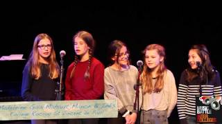 Inès, Mahaut, Manon, Gaïa et Madeleine - Collège ROCROY SAINT VINCENT DE PAUL (Paris 10)