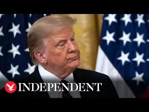 Trump mispronounces 'Yosemite' at signing of Great American Outdoors Act