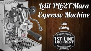 Lelit PL62T Mara Espresso Machine