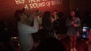 LaLaHuTa & Marion Jola - jangan (live at beerhall)
