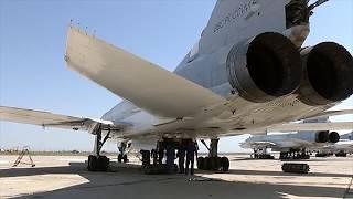 Ту-22М3 в Сирии (лучшее)