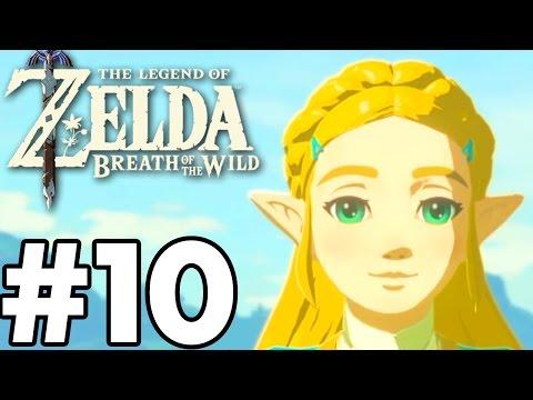 Zelda Wii U Walkthrough - Inside HYRULE CASTLE - - Part 8