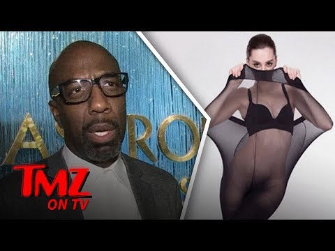 Plus Sized Tights Advertised On Normal Sized Models?! | TMZ TV