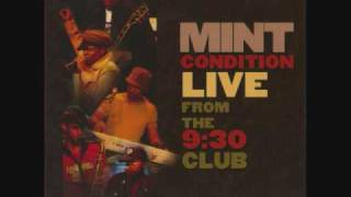 Mint Condition - Breakin' My Heart (Pretty Brown Eyes) [Live Version]