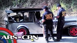 SOCO: Massacre of five individuals in Batangas