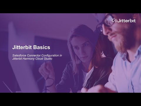 Jitterbit Basics - Salesforce to FTP as JSON