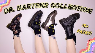 MY DR MARTENS COLLECTION 2020 | 13 Pairs!!