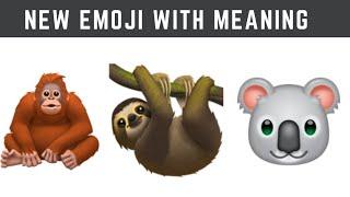 new iphone emojis 2019 - मुफ्त ऑनलाइन