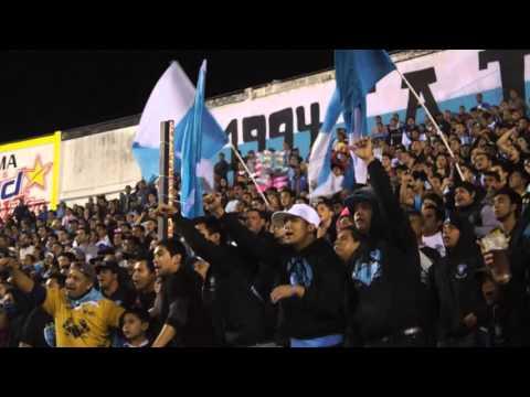 """ASI ALIENTA LA TERRORIZER"" Barra: La Terrorizer • Club: Tampico Madero • País: México"