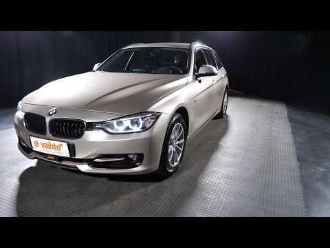 BMW 3-SARJA F31 Touring 320i TwinPower Turbo A xSpor, Farmari, Automaatti, Bensiini, Neliveto, ZKK-693
