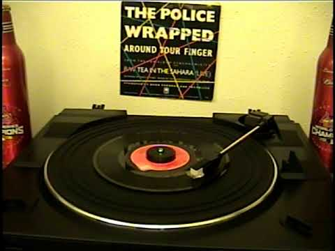 The Police-Tea In The Sahara(live 45 vinyl)