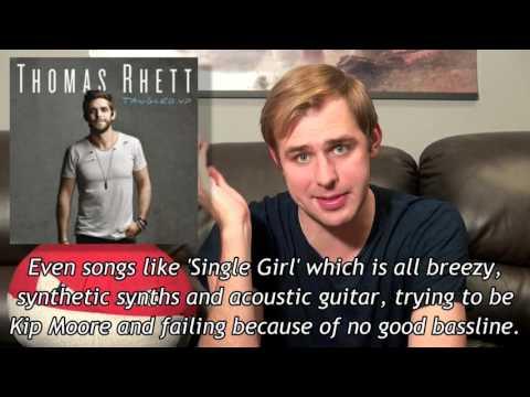 Thomas Rhett – Tangled Up – Album Review
