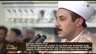 Ali Tel - Bakara (284-286) Amenerrasulu - Kuran'ı Kerim Tilaveti (Aşir)