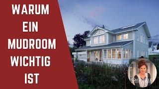 Unverzichtbar: Der Mudroom Im Landhaus, Holzhaus, Schwedenhaus, New England  Haus