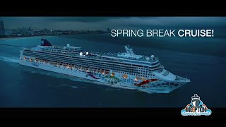 Inception at Sea   2016 Spring Break Cruise   Teaser