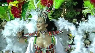 Desfile de Carnaval en Madeira 2018