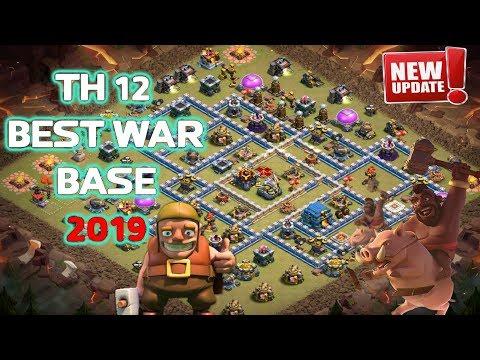 Download Th 12 Unbeatable Anti 1 Star War Base 3 Cwl Attack Replay