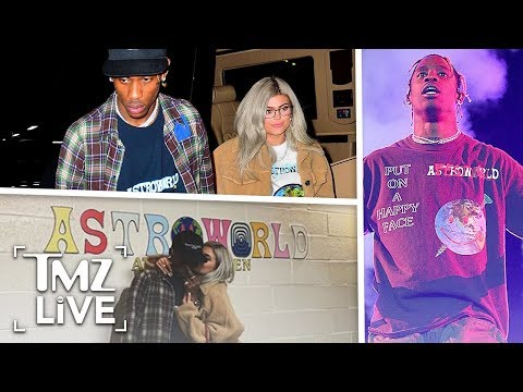 [TMZ]  Kylie Jenner & Travis Scott Spend Quality Mom & Dad Time Together