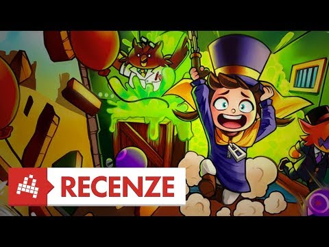 A Hat In Time - Recenze