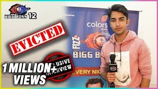 Check out here Bigg Boss 12 contestants Rohit Suchanti got evicted this week, talks about Dipika kakar and Sreesanth exclusively on Tellymasala.   Reporter-:Anuradha Thakur   Cameramen-:Deepak Prajapati   Editor: Ganesh Thale  Subscribe Now http://bit.ly/SubscribeToTellyMasala  Like Us on Facebook https://www.facebook.com/TellyMasala  Follow Us on Twitter https://twitter.com/TellyMasala  Follow Us for more updates on Dailymotion http://www.dailymotion.com/user/TellyMasala/1   Follow Us on Google+ https://plus.google.com/u/0/113985400750240490690/posts