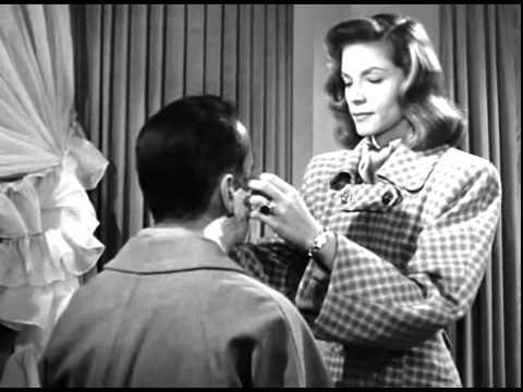 Dark Passage 1947. Lauren Bacall Humphrey Bogart