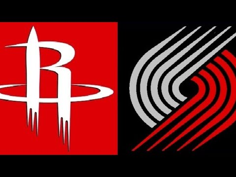 Houston Rockets vs. Portland Trail Blazers | Rockets vs Trail Blazers Live Score Play by Play
