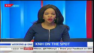 Women leaders tour KNH after reports of rape and assault emerge
