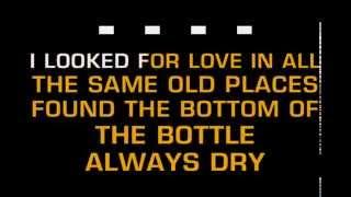 David Allan Coe Tennessee Whiskey Karaoke
