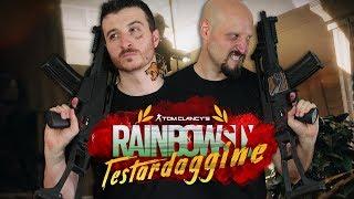 IL GAMPLAY DELLA TESTARDAGGINE - Siege