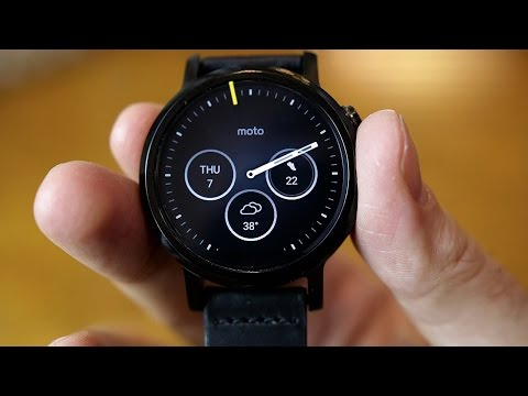 Moto 360 (2nd Gen) Review: Over 4 Months Later!