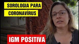 IgM para Coronavirus
