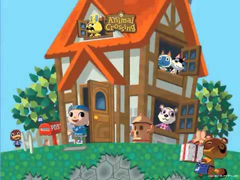 Animal Crossing (GameCube) - Original Soundtrack - 5PM