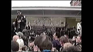 Joan Jett - FIGHT breaks out during  Fetish !