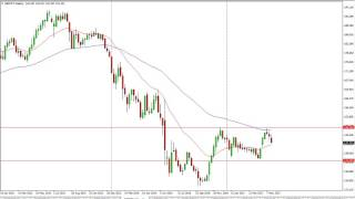 GBP/JPY - GBP/JPY Technical Analysis for the week of May 29 2017 by FXEmpire.com