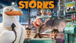 Storks  Official Announcement Trailer HD