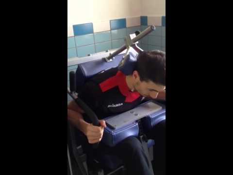 Se è possibile volare in un bagno osteochondrosis cervicale