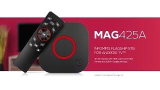 mag 352 4k iptv set-top box - TH-Clip