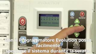 Centralina Irrigazione Toro Evolution - Programmazione ITA