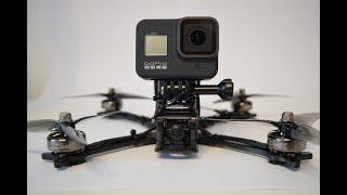 GoPro Hero 8 FPV Test | Kabab FPV Glide | SmooX 1880 kV