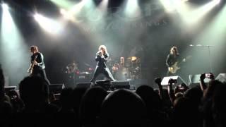 "Europe - ""War of Kings"" - Live 2016"