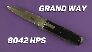 Grand Way 8042 HPS - відео 1