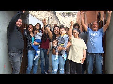 Bebê Conrado: Campanha para ajudar em cirurgia atinge meta e família já está nos EUA