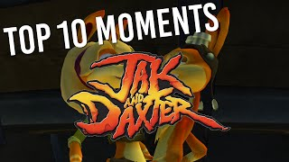 Top 10 Jak and Daxter Moments