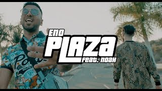 ENO Feat. NOAH   PLAZA (Official  Lyrics Video) By Images TV